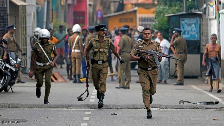انفجار جديد في سريلانكا.. والشرطة توضحg