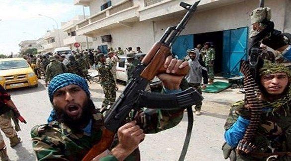 قيادي من أنصار الشريعة الإرهابي ضمن قوات حكومة الوفاق
