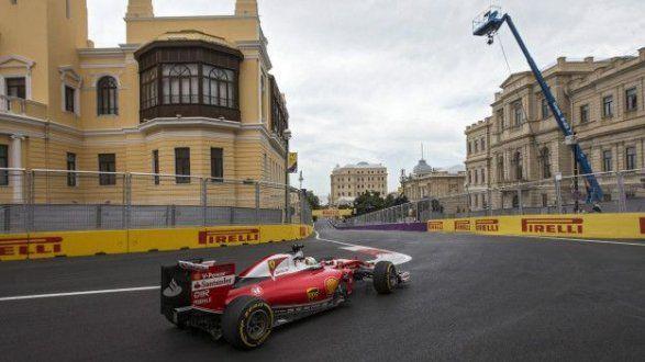 Изменены сроки проведения «Формулы-1» в Баку