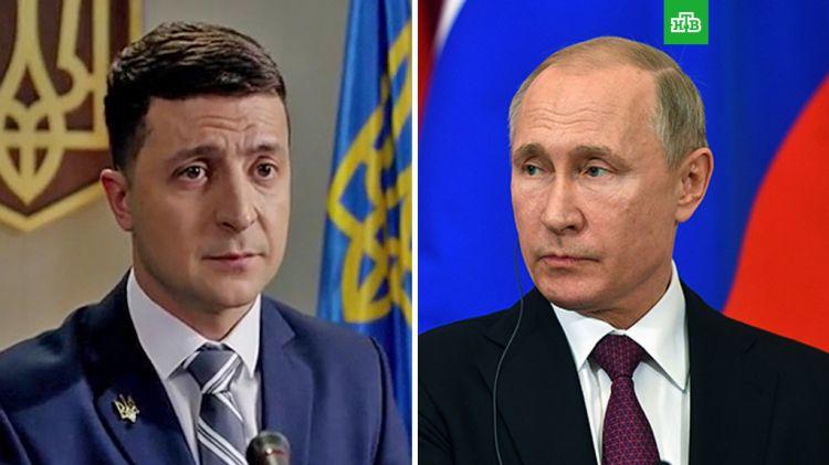 Putin Donbasla bağlı qərar verdi - Zelenskiyə ilk mesaj