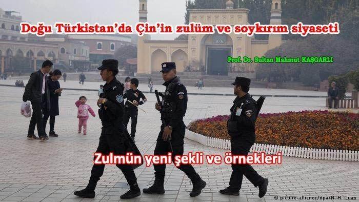 Çin hâkimiyetinin Doğu Türkistan'da zulüm ve soykırım siyaseti - Prof. Dr. Sultan Mahmut KAŞGARLI