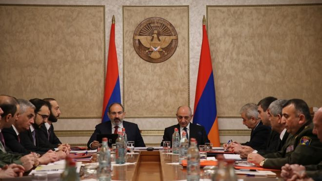 Erməni separatçılar çevriliş planı hazırlayırlar - Elxan Şahinoğlu