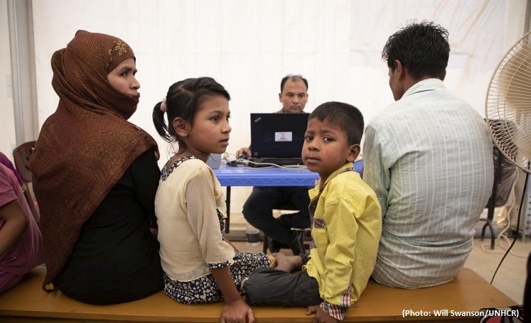 Over 250,000 Rohingya refugees get identity documents, for many a first
