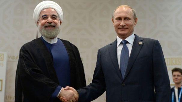 Putinin İranı şoka salan mesajı - ABŞ zərbə endirsə...