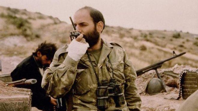 Başı kəsilən Melkonyanla bağlı - Erməni generaldan ilginc açıqlama