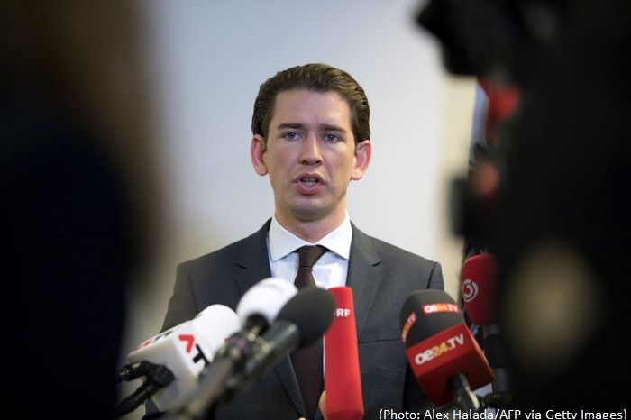 Austrian government collapses over Russia scandal