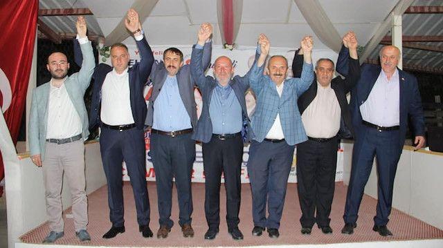 MHP adayını geri çekti - AK Parti'yi destekleyecek