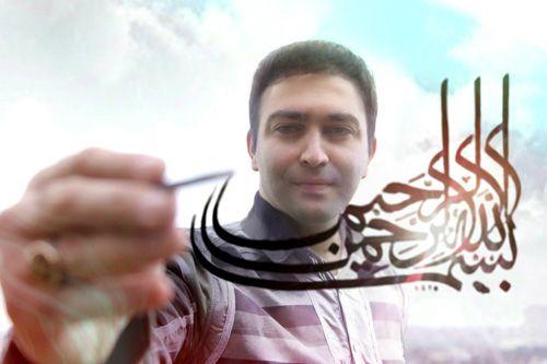 Rəsmləri danışan xəttat - Rəşad Ataşovla müsahibə - FOTOLAR