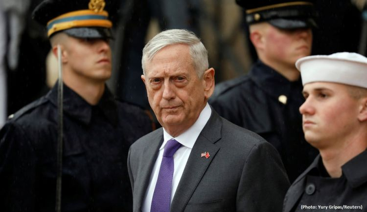 'Iran's behavior must change' - former US Defense Secretary Mattis says