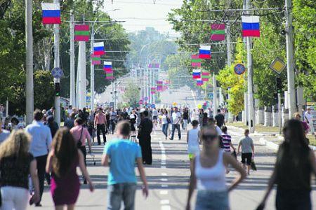 Приднестровье готовится получить паспорта Россииg