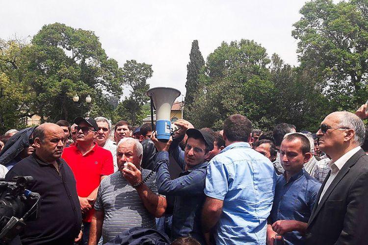 Попытка госпереворота в Абхазии