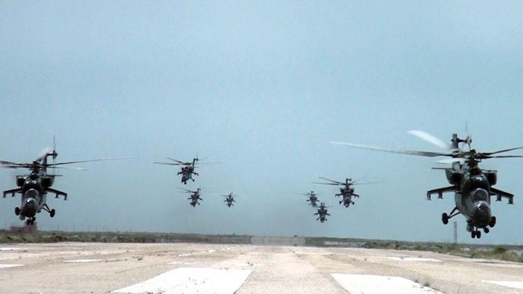 Военные учения демонстрируют готовность армии к освобождению Карабаха - ВИДЕО