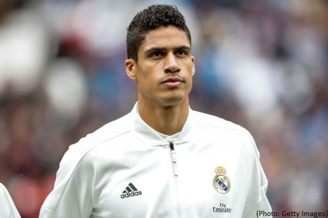 Raphael Varane sends message to Man United over summer transfer