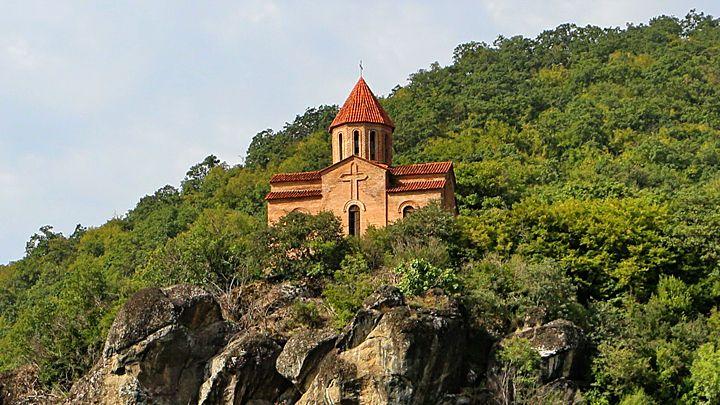В  Балакене найден древнехристианский памятник
