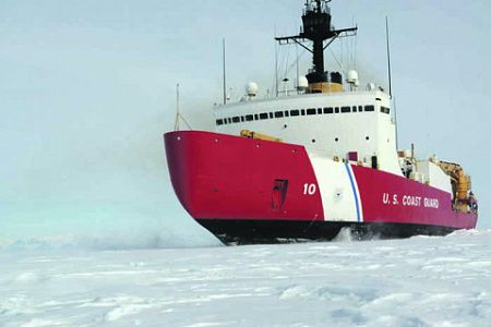 Пентагон строит ледоколы для войны в Арктике?