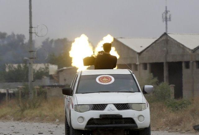 الجيش الليبي ينفذ ضربات نوعيـة ضد الميليشيات