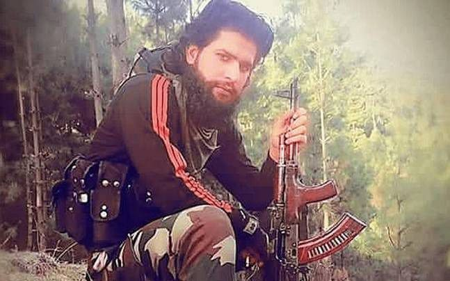 India's 'most wanted' militant, Zakir Musa, killed in Kashmir