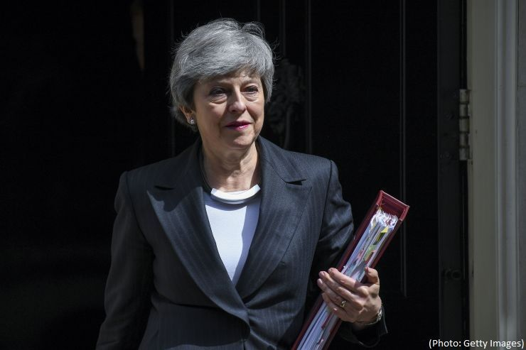 Theresa May sets to announce resignation date