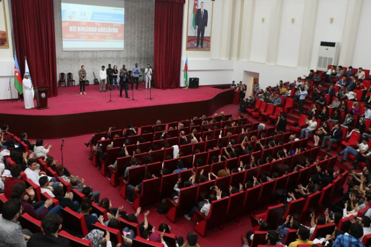 Strength in Diversity - 3rd All-Republic Forum of Foreign Students in Baku - PHOTOS