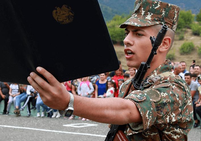 Пашинян вытащил сынка из Карабаха