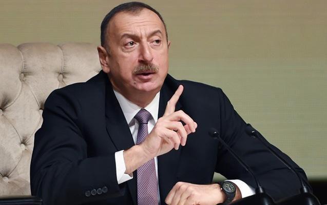 """""""Vəziyyət gərginləşir"""" - İlham Əliyev"""
