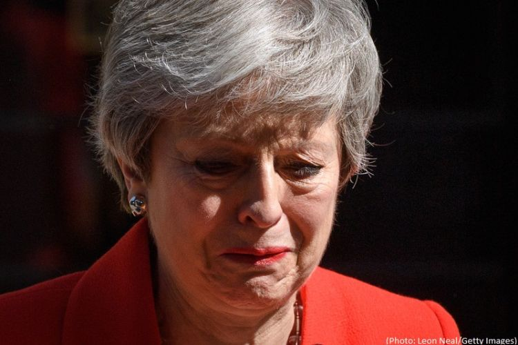 Theresa May resigns - UK set for new PM by end of July - VIDEO