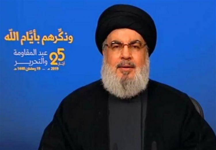 السيد نصر الله في عيد المقاومة : عنوان يوم القدس هذا العام هو مواجهة صفقة القرن