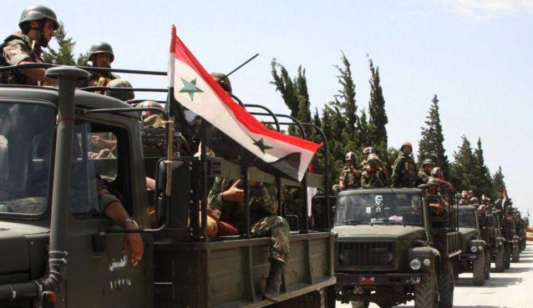 هل يسابق الجيش السوري الوقت في حماة وادلب؟