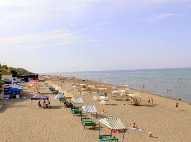 Пляжи Набрани непригодны для купания