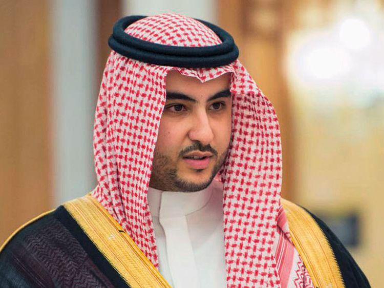 Prince Khalid Bin Salman claims Iran-Al Qaida ties
