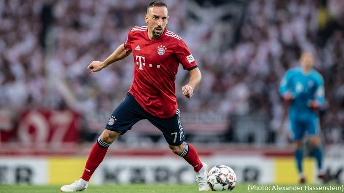 Move from Germany - Sheffield United contact Franck Ribery