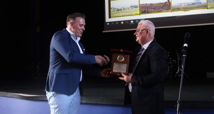 "Filmmakers of  ""Endless Corridor"" given IEPF HIGHEST AWARD ""KARABAKH"" - PHOTOS"
