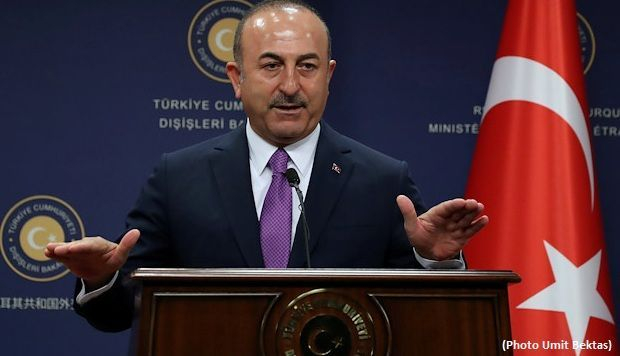 No step back - Turkey's FM speaks about S-400