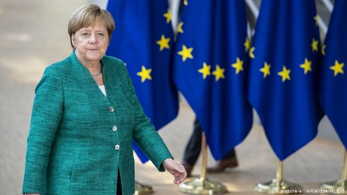 Merkel is a dream candidate for head of EU Commission - Luxembourg and France officials