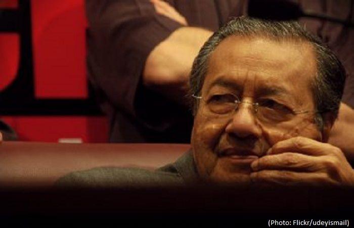 Scandal shocks New Malaysia