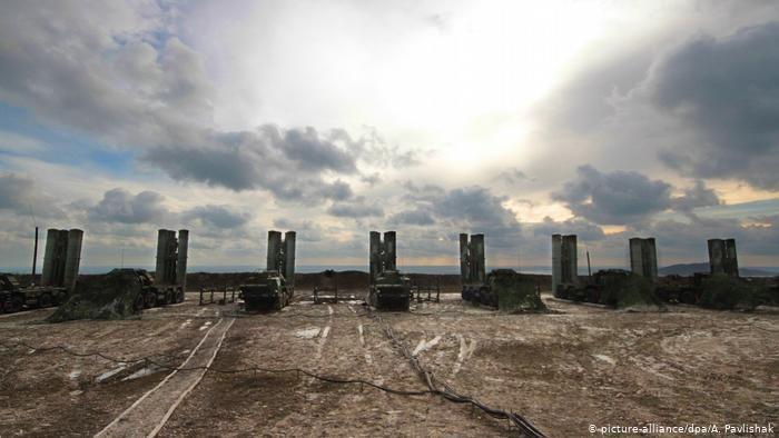 Alman hükümetinden Ankara'ya S-400 uyarısı