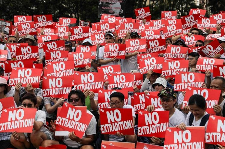 Hong Kong protestoları Çin komünist rejiminin kalbindeki güvensizliği gösteriyor