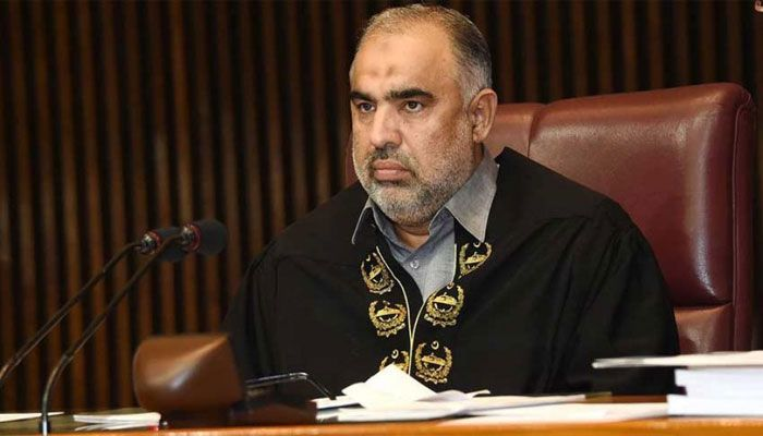 Pakistan wants to further expand its ties with Iran - Asad Qaiser