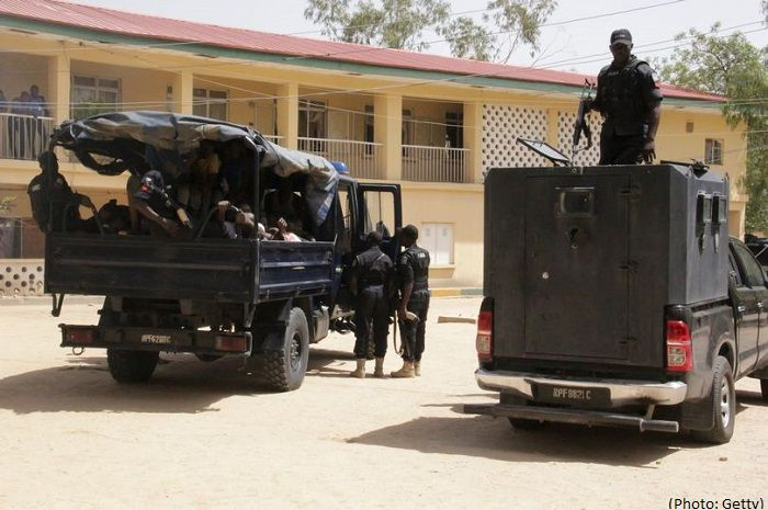 30 killed in Nigeria killed by suicide bomber while watching TV match