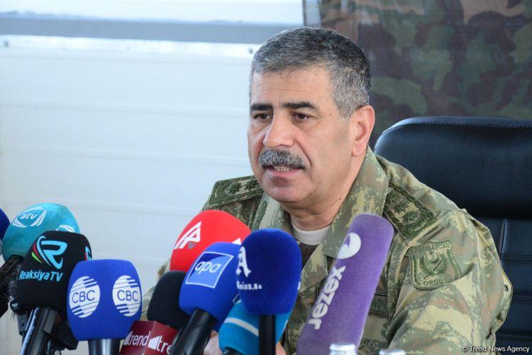 ذاكر حسنوف: الجيش الأذربيجاني في حالة التأهب الدائم