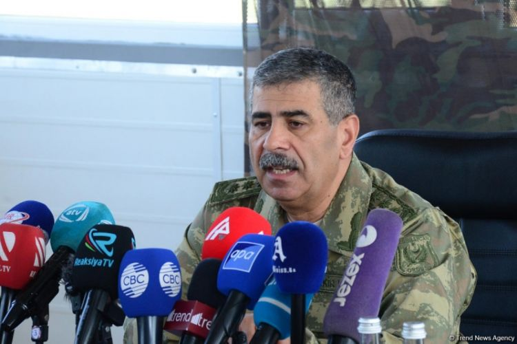 Министр обороны: международная обстановка не позволяет начать войну