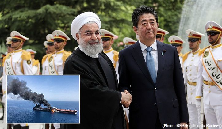 Interests behind Japan's involvement in burning US-Iran conflict - Political analyst explains