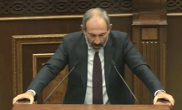 """Paşinyandan ilk etiraf - """"Müharibə bitməyib"""""""