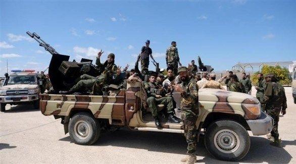 """كتيبة ثانية تفارق """"الوفاق"""" وتنضم للجيش الليبي"""