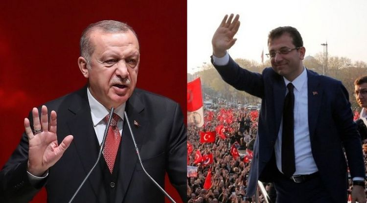 Pro-Kurd party clashes with Erdogan ahead of high-stakes Istanbul vote