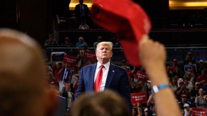 Trump 2020 seçim kampanyasını başlattı, avantajları ve dezavantajları neler?
