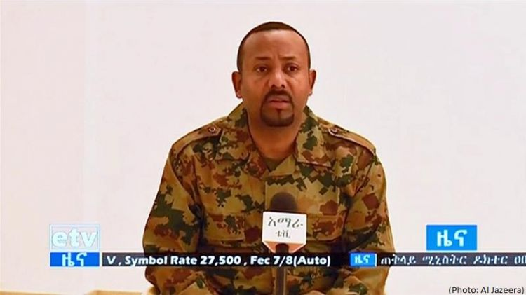 Ethiopia's army chief of staff shot dead amid regional coup attempt