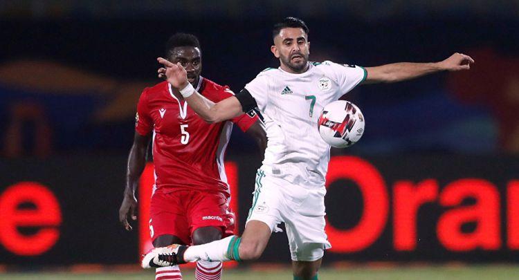 بالفيديو... أهداف مباراة الجزائر وكينيا (2 – صفر) في أمم أفريقيا - الفيديو