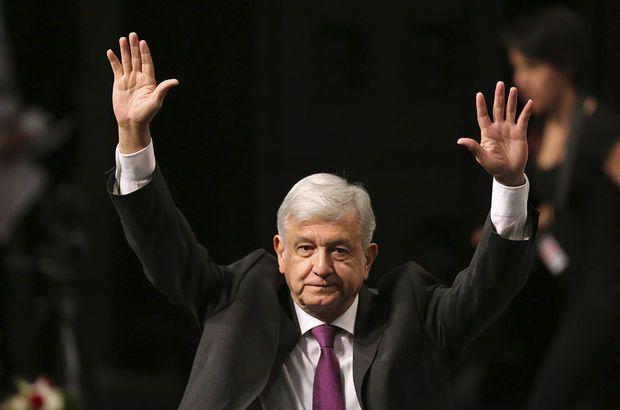 Глава Мексики продает президентский дом для помощи бедным