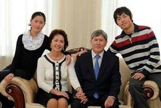 Investigations on Atambayev to cover his family